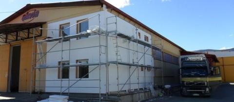 Fasády – zateplenie domu